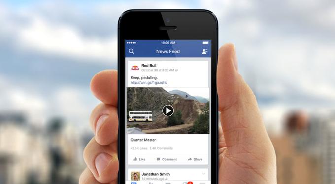 Fitur Terbaru Facebook Buat Pengguna Makin Eksis untuk Video