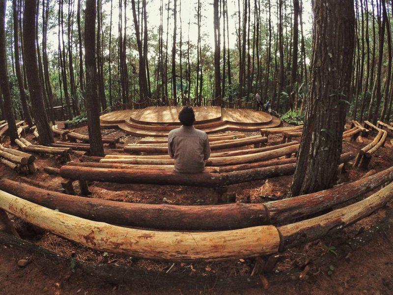 Hunting Foto Keren, Berkunjung Ke Seribu Batu Songgo Langit Aja !