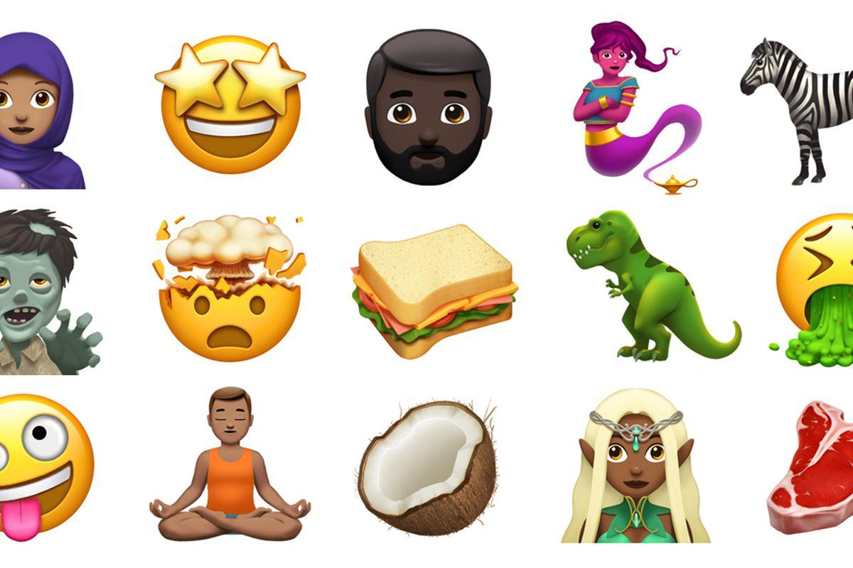 Apple Munculkan Emoji Baru Termasuk Wanita Berhijab