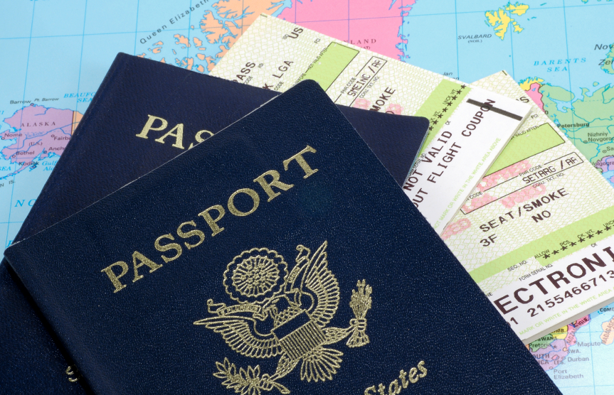 Trik Aman Agar Tidak Kehilangan Paspor Ketika Traveling Ke Luar Negeri