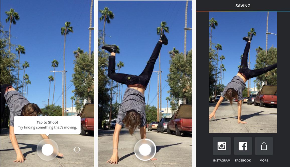 Keren ! Fitur Boomerang di Instagram Sudah Capai Sejuta Kali Pakai !