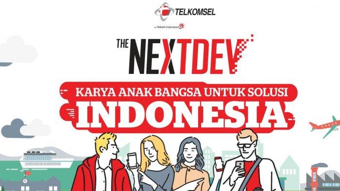 Telkomsel Cari Startup di Jakarta dan Bandung Lewat Program The Next Dev 2017