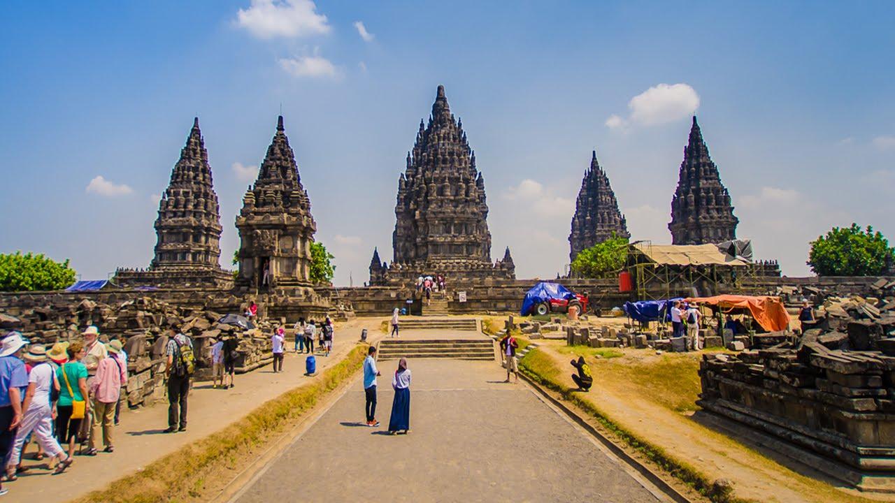 Ribuan Wisatawan Asing Penuhi Kota Yogyakarta