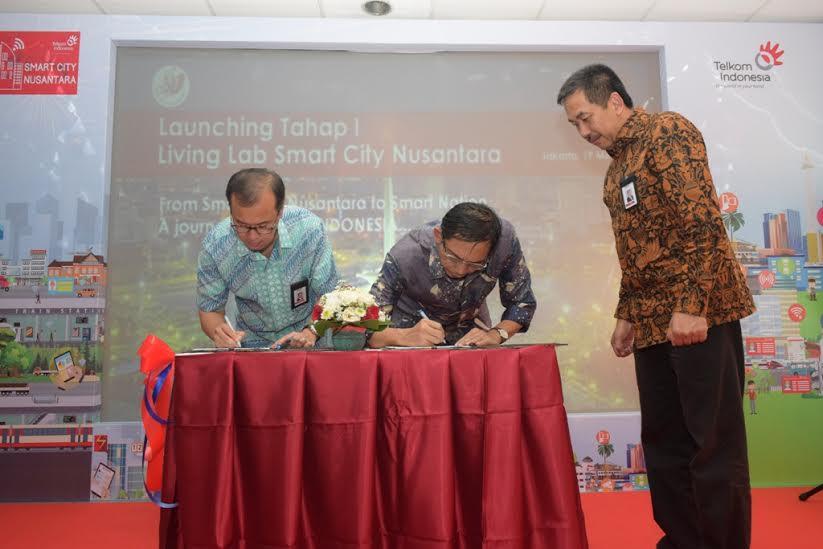 Resmi, Sukabumi Jadi Kota Pertama Telkom Modern City di Indonesia