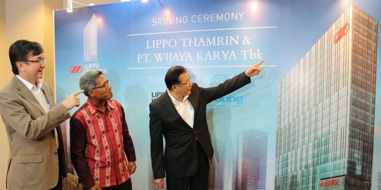Lippo Kerjasama Dengan Perusahaan Asal London Demi Garap Hotel di Meikarta