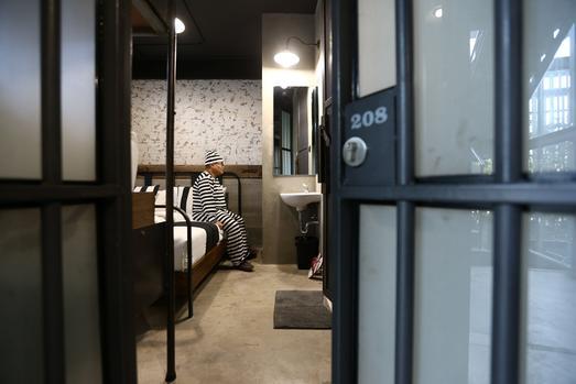 Yuk Intip Hotel Penjara Bangkok yang Bertarif Rp 600 Ribu per Malam !