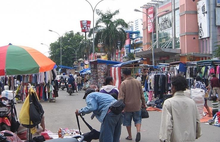 Pasar Seken Aviari Siap Menjadi Ikon Wisata di Batam