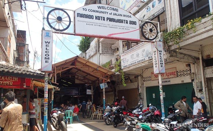 Yuk Cobain Ngopi di Jalan Roda, Salah Satu Tempat Ngopi Tertua di Manado !