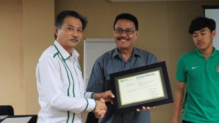 Program BPJS Ketenagakerjaan Kini Lindungi Timnas PSSI