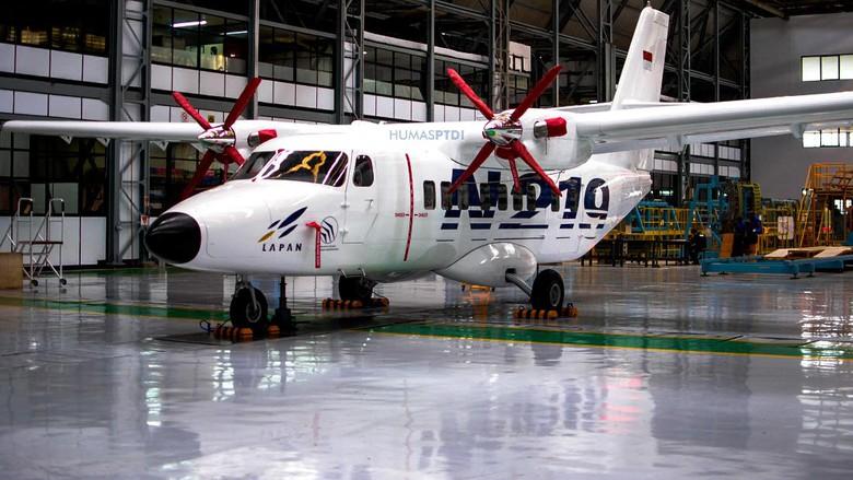 Deretan Pesawat Orisinil Dari Indonesia