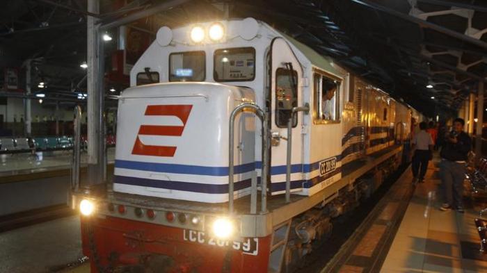 Tarif Kereta Ekonomi Akan Naik Mulai 1 Januari 2018