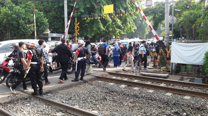 2 Perlintasan Kereta Api Bakal Ditutup Oktober