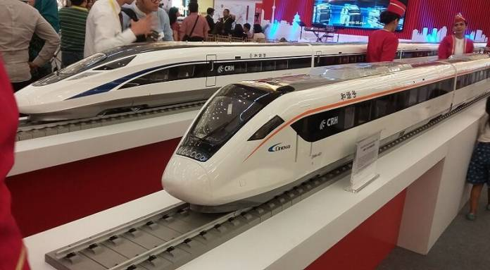 Proyek Kereta Cepat Jalur Jakarta-Surabaya Dimulai 2018