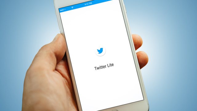 Wow, Twitter Uji Coba Aplikasi Hemat Data !
