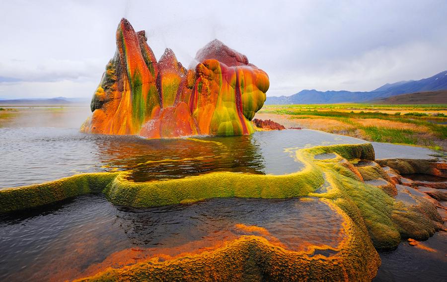 Deretan Lokasi Menakjubkan di Bumi, Layaknya Berada di Planet Lain
