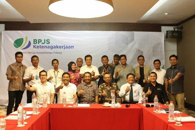 BPJS TK Wujudkan Harapan Pekerja Lion Group