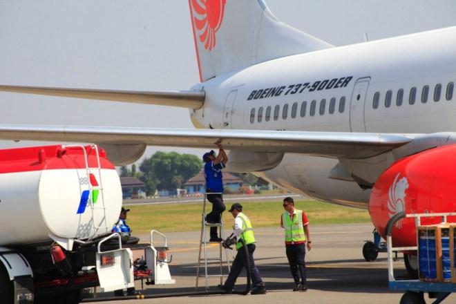 Pesawat Terbang Bakal Pakai Avtur Campur Sawit Tahun Depan