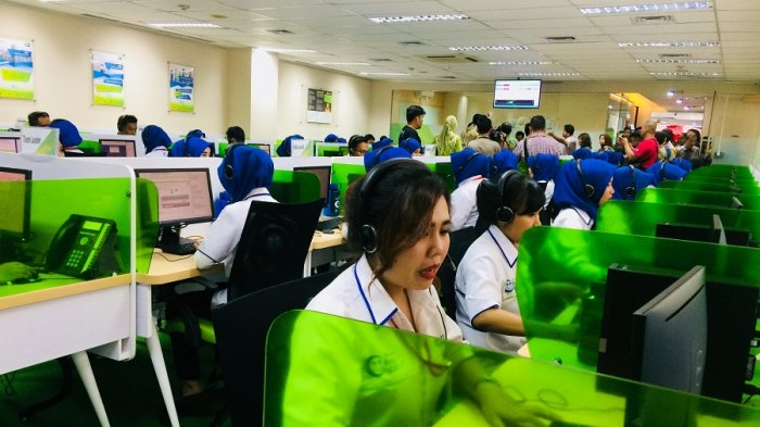 BPJS TK Tingkatkan Layanan Contact Center