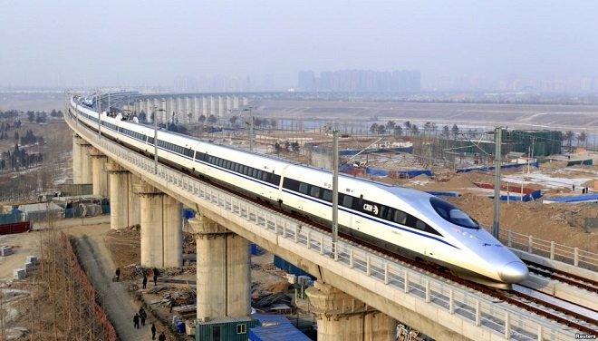 Proyek Kereta Cepat Jakarta-Bandung Alami Kemajuan
