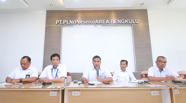 PLN Wilayah Bengkulu Bebaskan 152 Lahan Tapak Interkoneksi dari PLTA