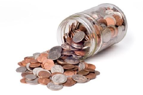 Jangan Remehkan Uang Receh, Bisa Buat Kaya Loh !