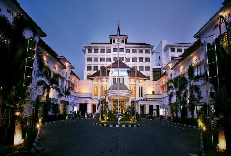 Sensasi Menginap di Hotel Legendaris 'Grand Inna Malioboro Hotel'