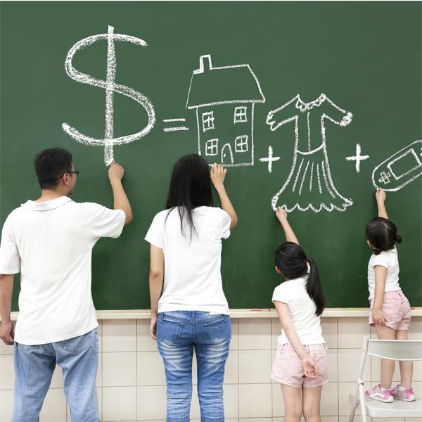 Jangan Lakukan Hal Ini, Jika Mau Jadi Teladan Finansial untuk Anak !