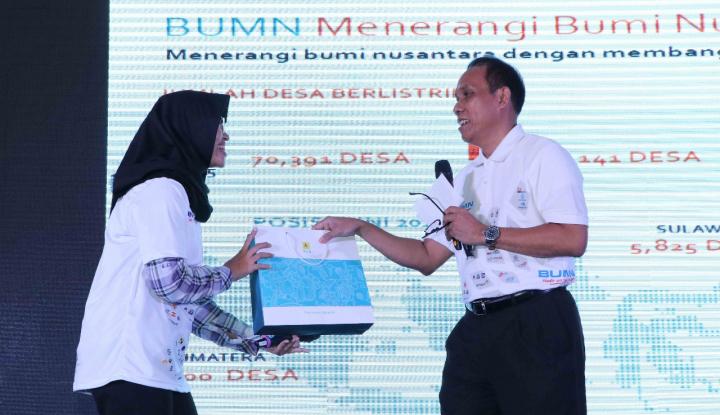 PLN Beri Bantuan Diklat Rp 600 Juta di Bogor