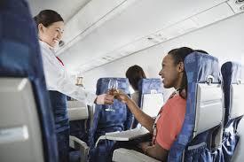 Posisi Kursi Pesawat Memperlihatkan Kepribadian Penumpang !