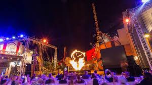 Wow, Wahana Tema Hunger Games Hadir di Dubai !