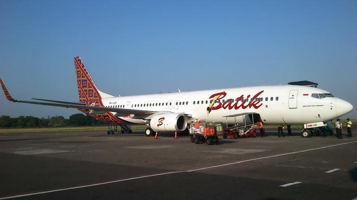 Penerbangan Batik Air Jalur Jakarta – Medan Mengalami Turbulensi Kuat