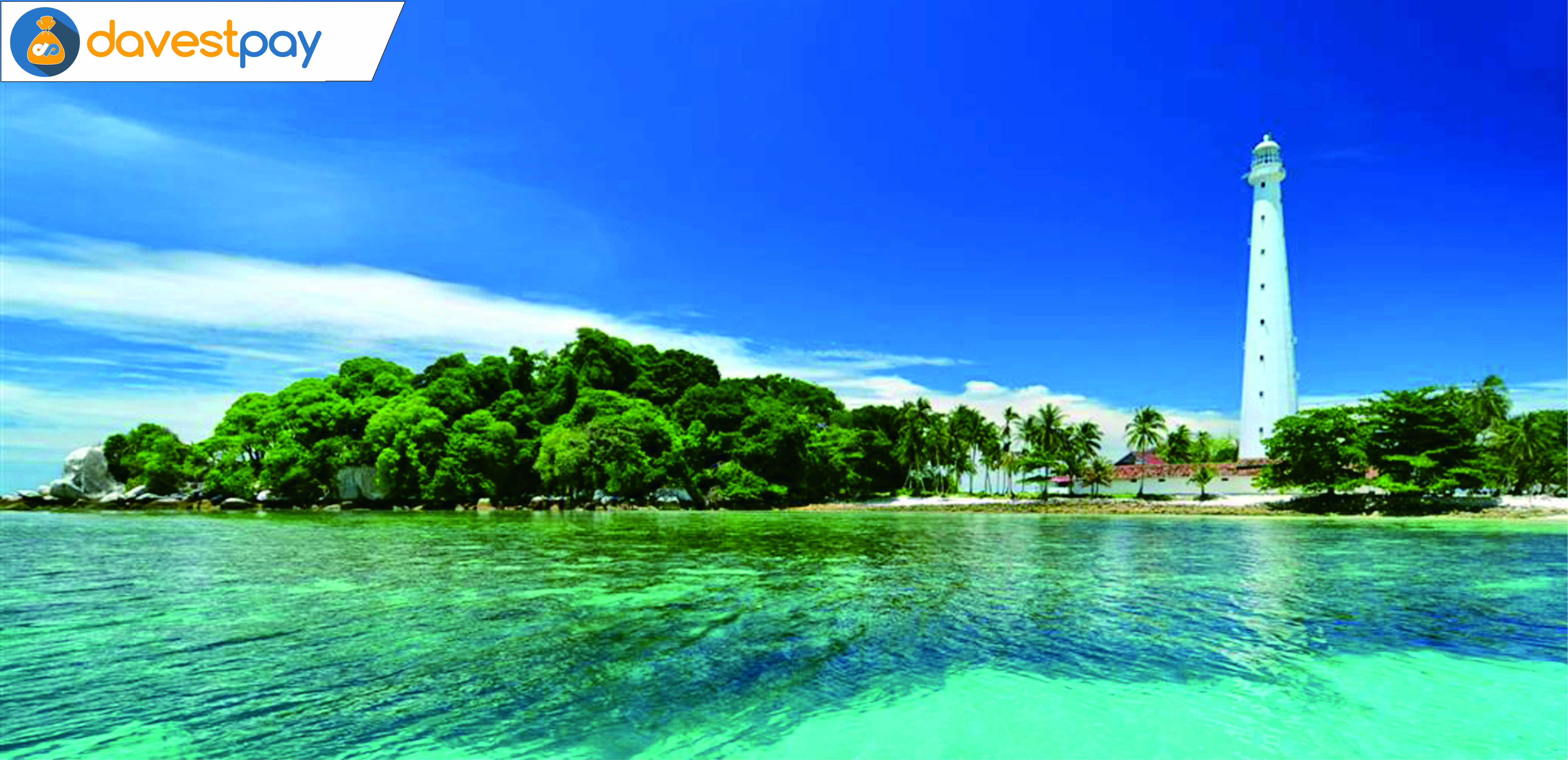 Pulau Lengkuas, Sajikan Keindahan dan Keunikan Ala Kolonial Belanda