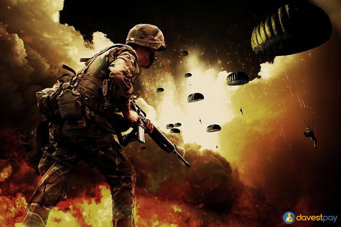Amerika Serikat dan Jepang Buat Game Untuk Rekrut Orang Masuk Militer