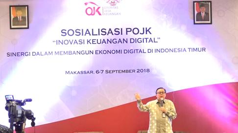 Indonesia Timur Menjadi Potensi Besar di Bidang Fintech