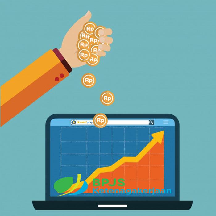 Investasi BPJS Ketenagakerjaan Bulan Agustus Tembus Rp 18,9 Triliun