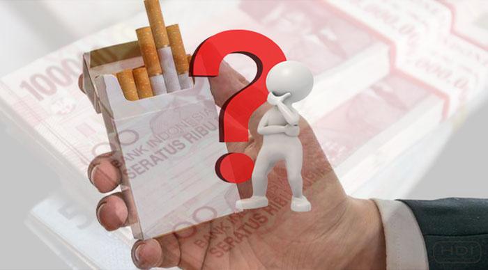 Cukai Rokok Jadi Solusi untuk Tutupi Defisit BPJS Kesehatan