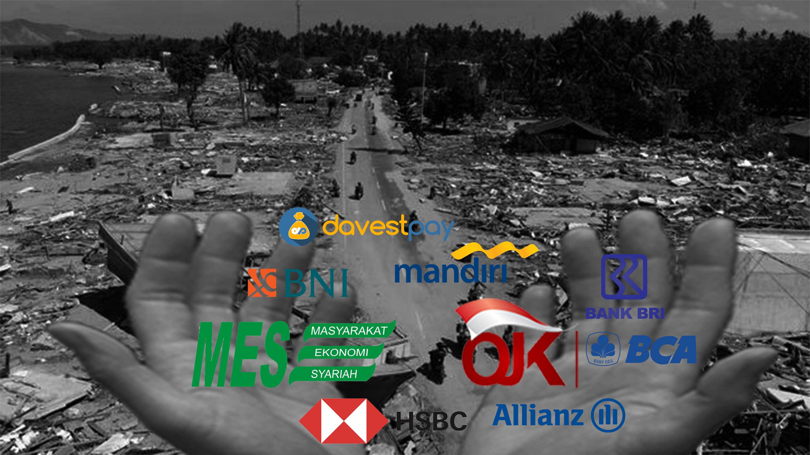 OJK dan Industri Keuangan Himpun Dana Rp 18,5 Miliar untuk Palu dan Donggala