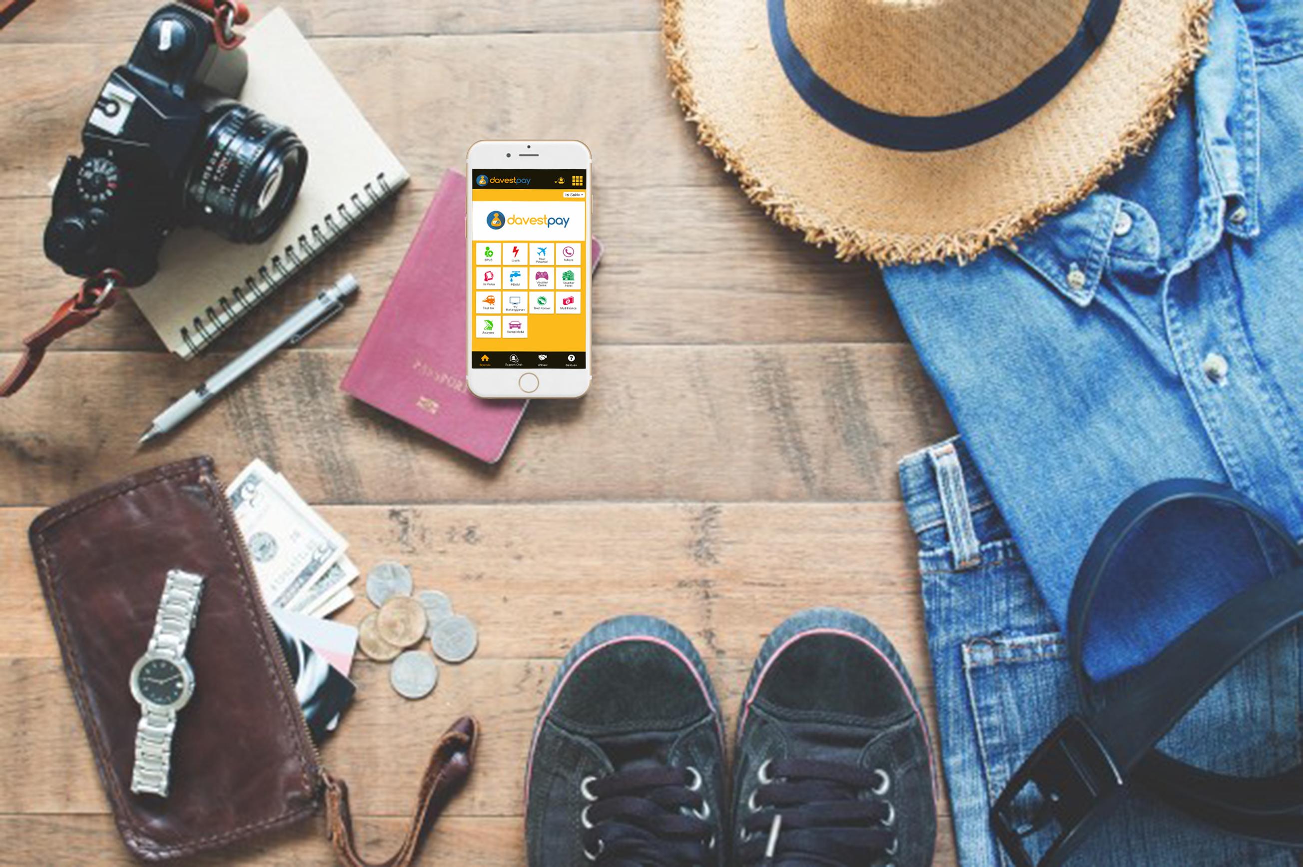 Tips Traveling Bagi Pemula