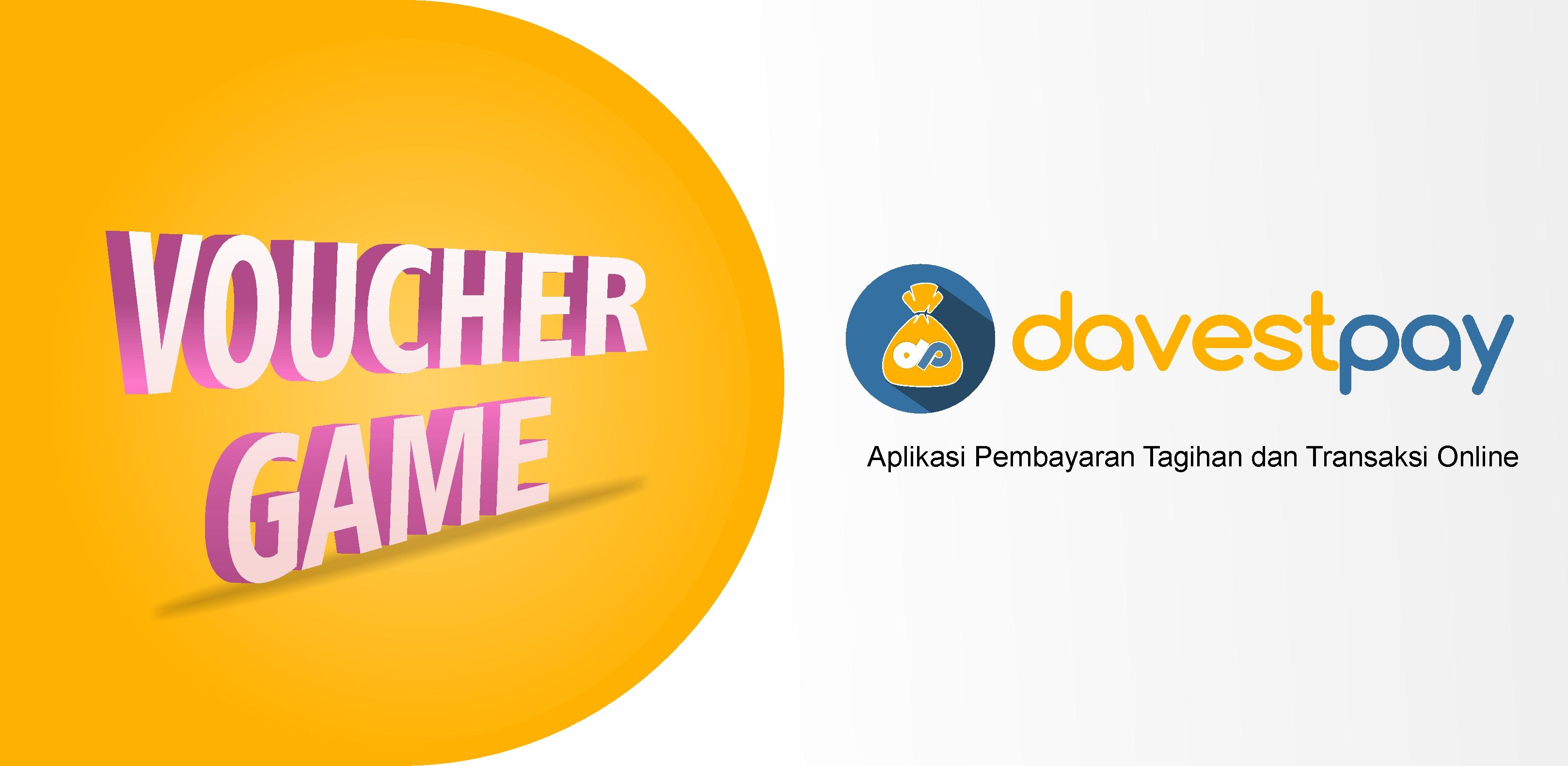 DavestPay Buat Pengalaman Beli Voucher Games Online Jadi Makin Untung