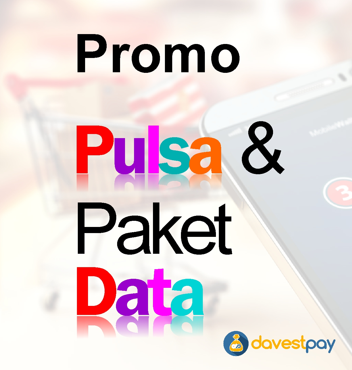 Gencar Sebar Promo, Pulsa dan Paket Telkomsel Bisa di Beli di Tcash, OVO, dan DavestPay !