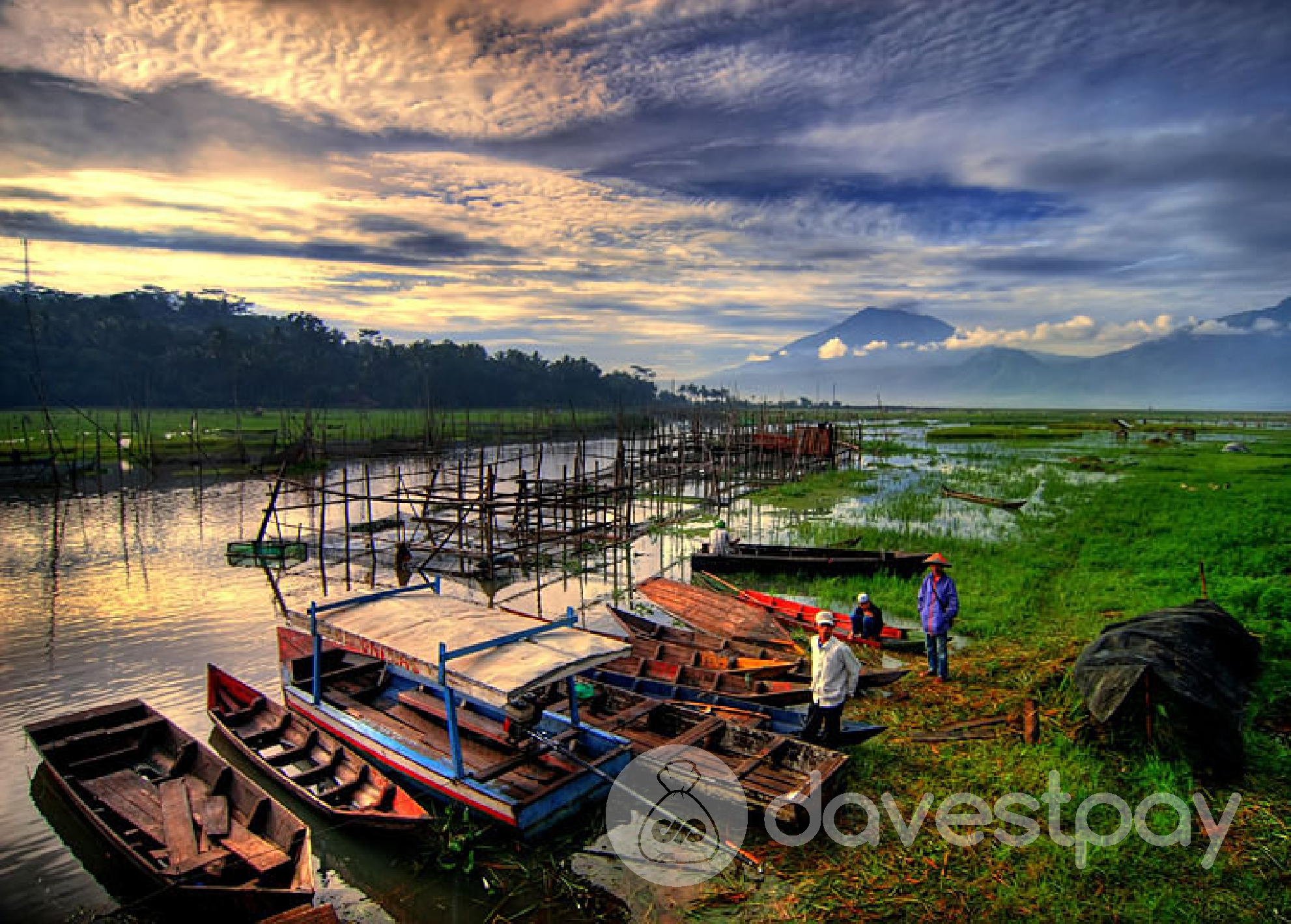 Pinggiran Semarang Punya Tempat Cantik Loh !