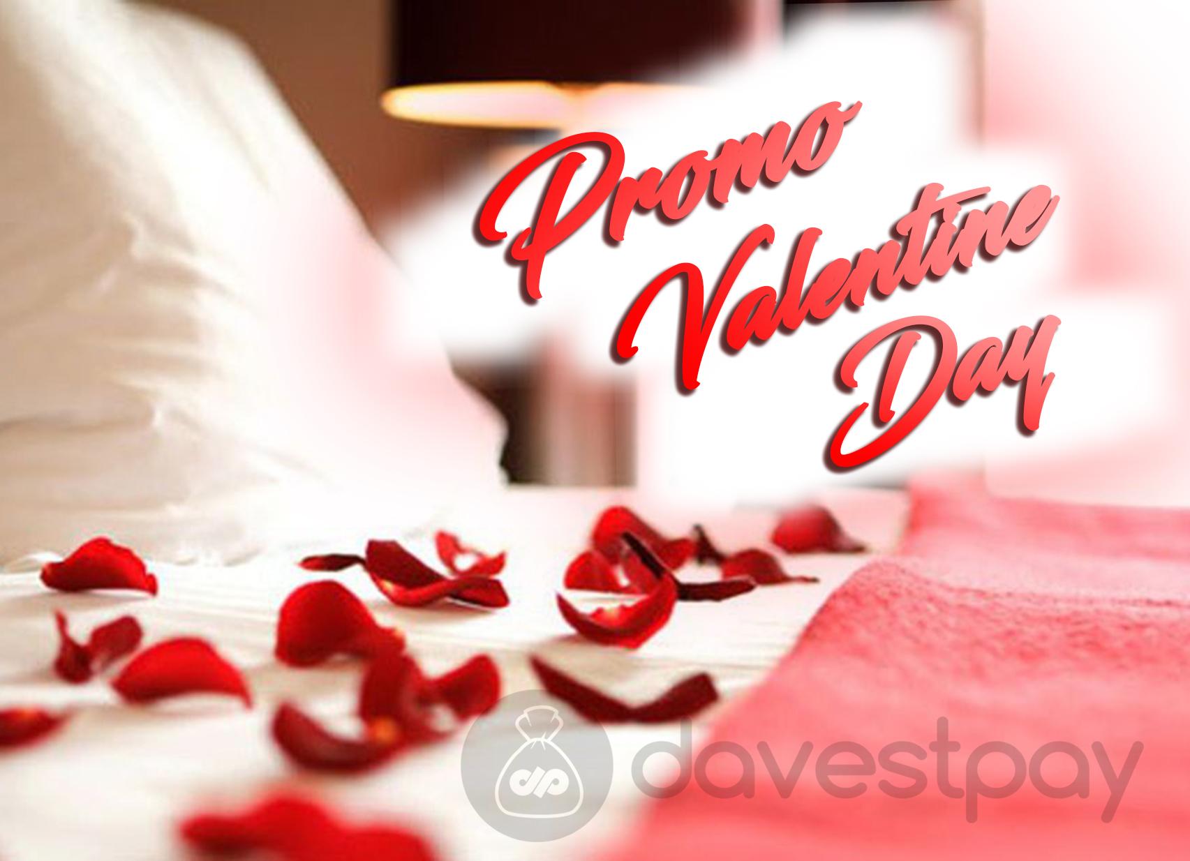 Simak Ada Promo Hari Valentine di Hotel Ini !