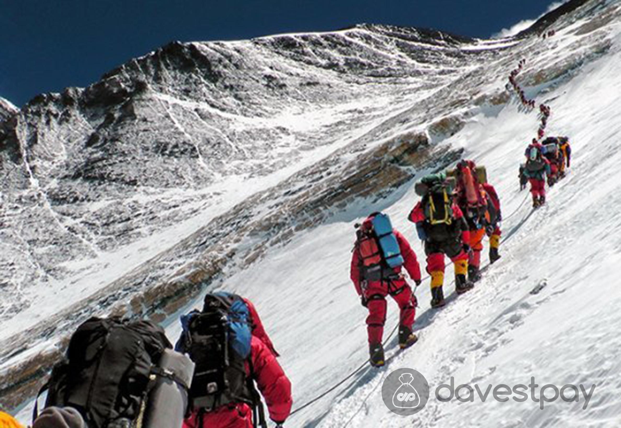 Ikuti Tips DavestPay Agar Terhindar Forstbite Ketika Mendaki