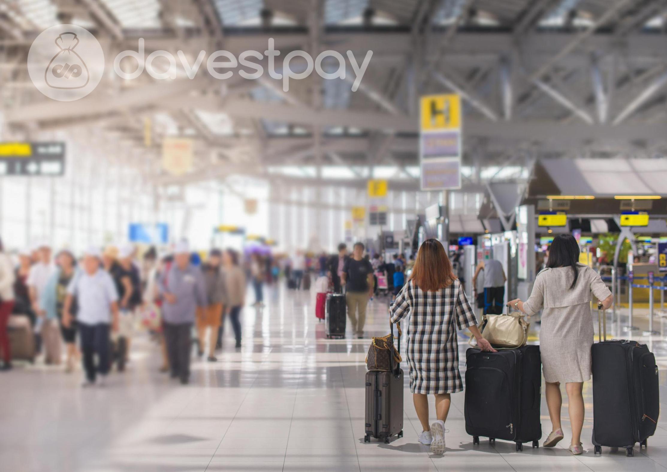 Demi Kenyamanan Orang Banyak, Simak Etika saat di Bandara Versi DavestPay !