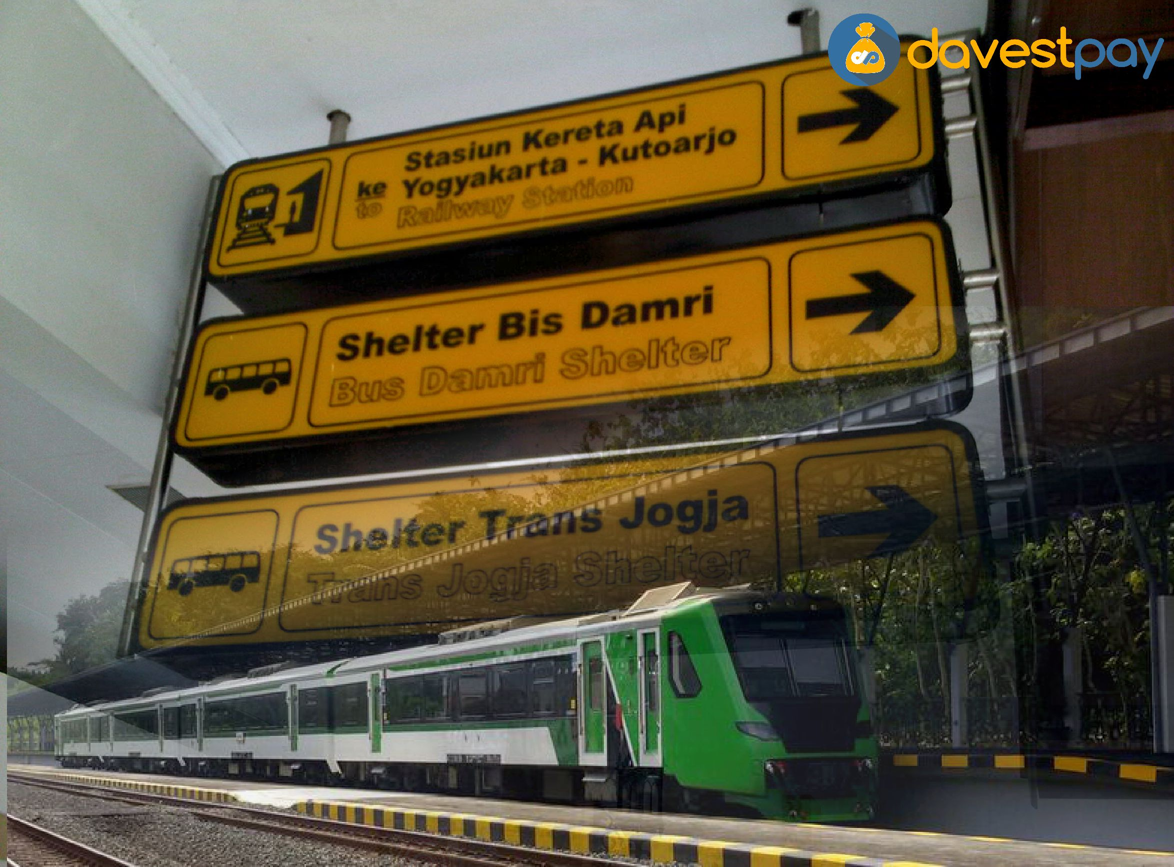 Ada Kereta Bandara Baru di Yogyakarta