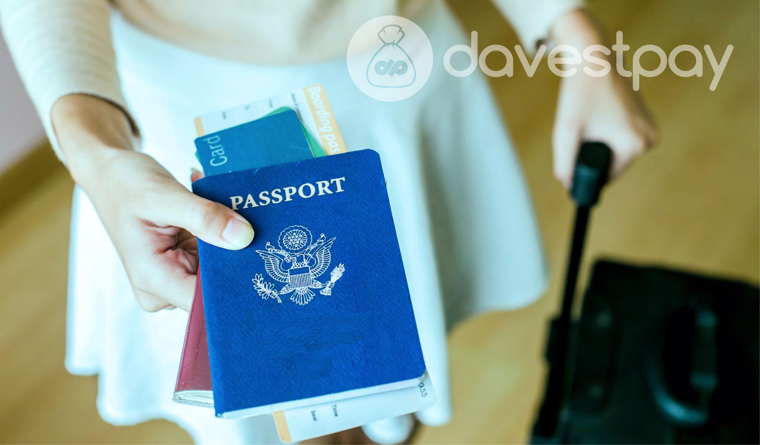 Simpan Paspor Dengan Aman Saat Traveling Ke Luar Negeri
