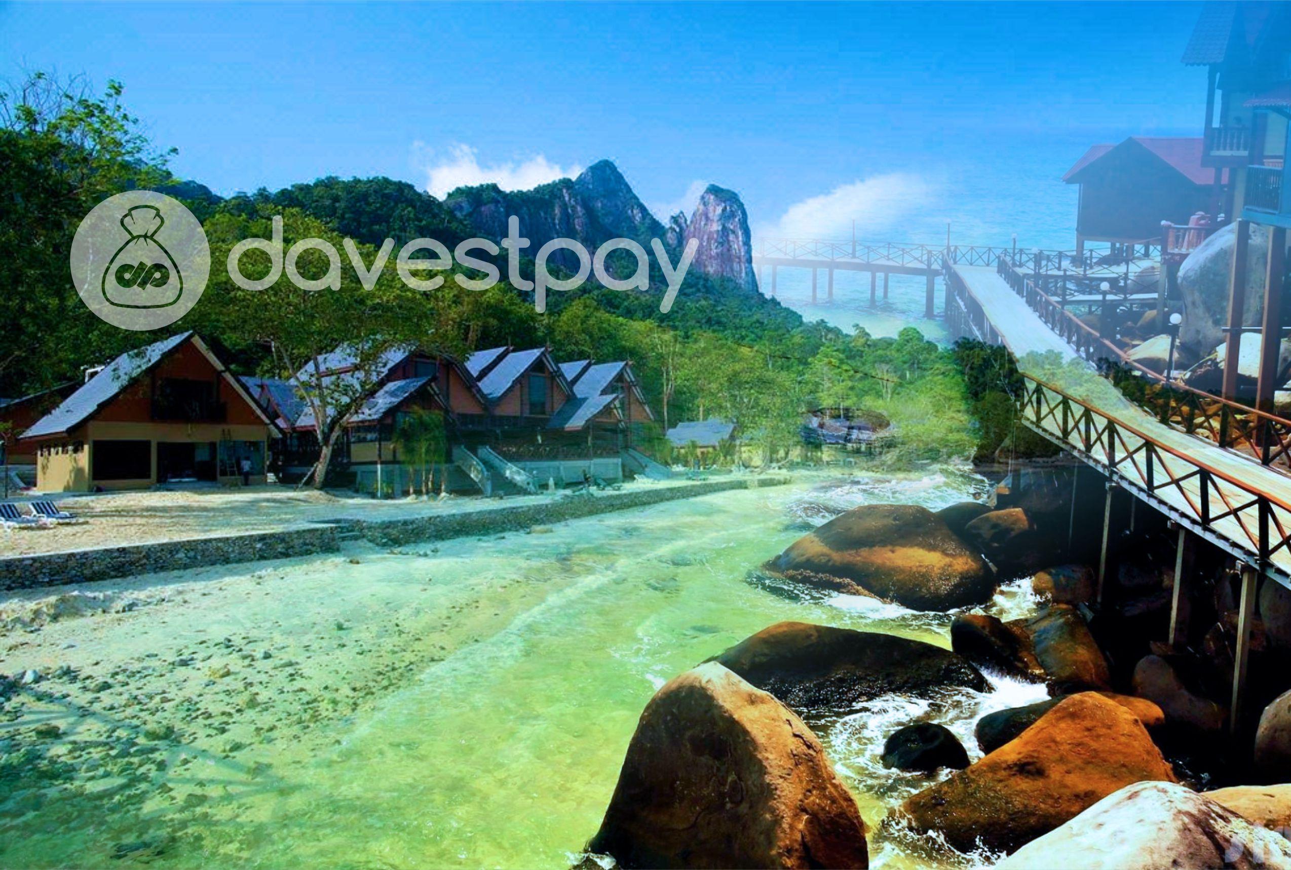 Deretan Pulau Cantik Nan Menawan di Malaysia