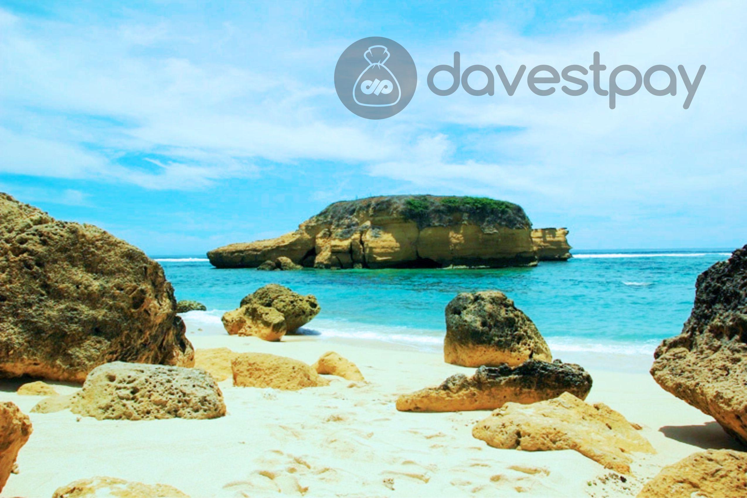 Ada Surga di Lombok  Bernama Pantai Kura-kura Ekas Buana !