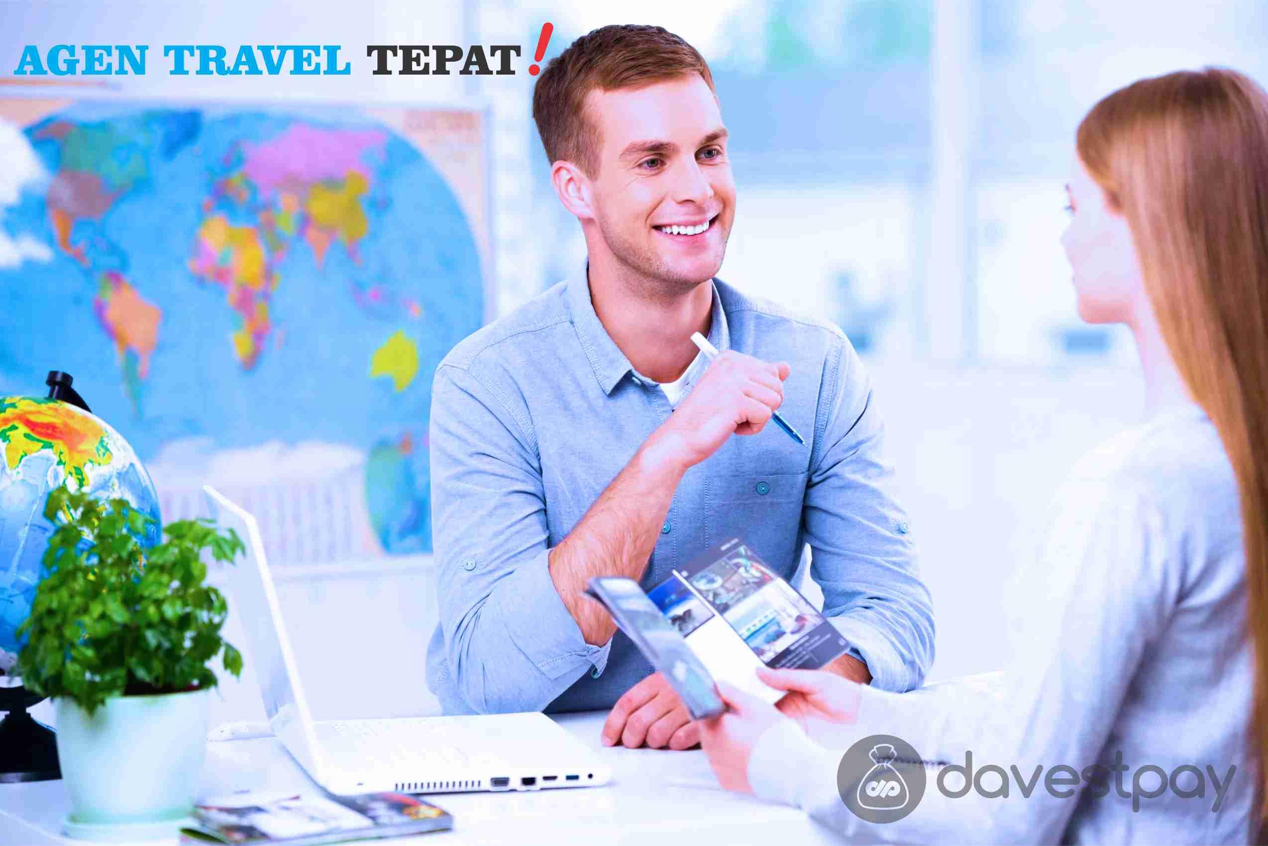 Pilih Agen Travel Tepat untuk Liburan