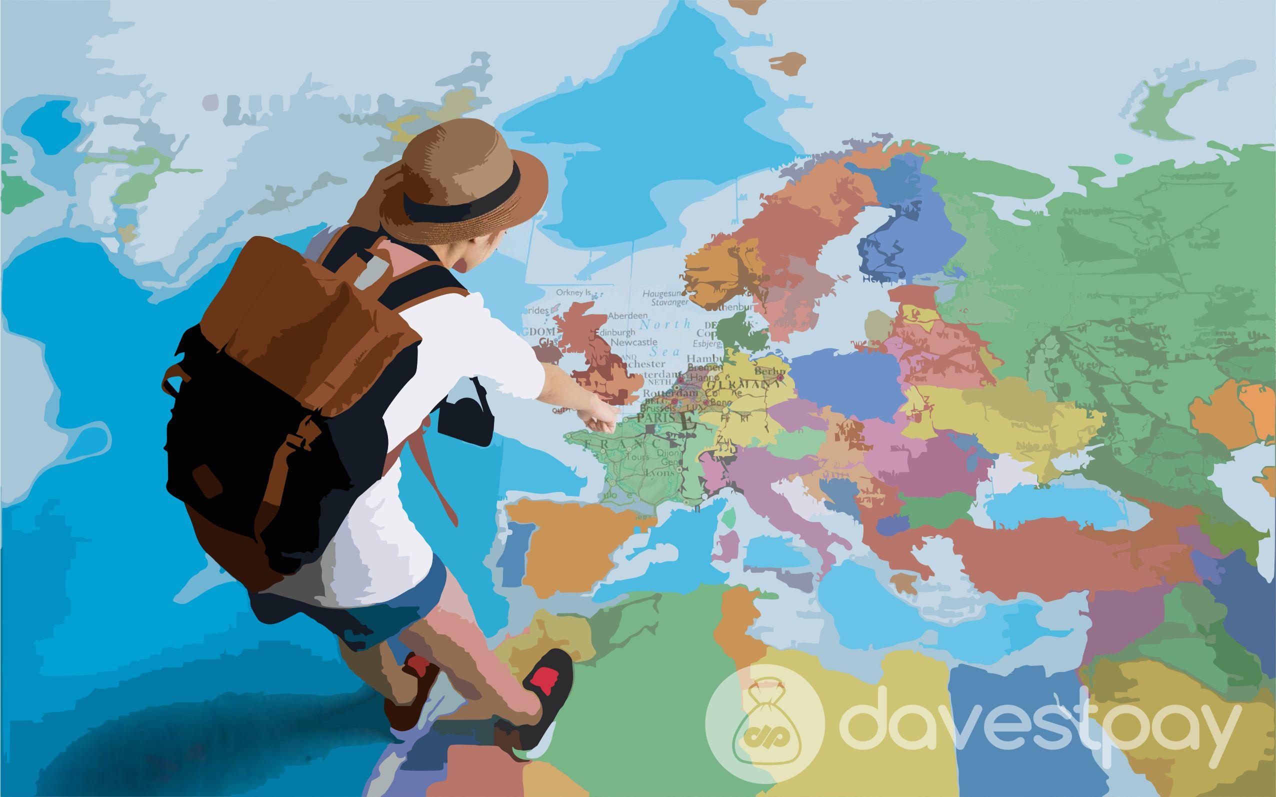Tetap Bisa Traveling Keliling Dunia Pakai Tips Ini !